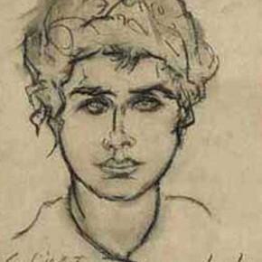 Portrait de Lise Becker (1963)